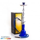Shisha Pleasure Large Classic Blue