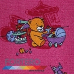 Funny Bear 66 Pink