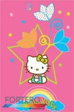 Toda Dywan Disney Hello Kitty 757