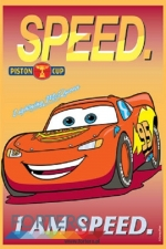 Toda Dywan Disney Cars 11