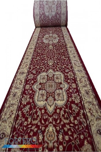 Chodnik Royal Agy 0521 bordo