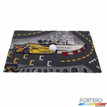 Uliczki Disney Cars Grey XML