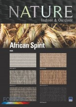 Sznurkowa Nature African Spirit 4505 Chalk 16