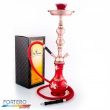 Shisha Pleasure Medium Single Daisy Red