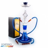 Shisha Pleasure Medium Twist Blue