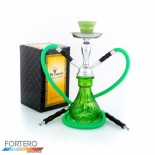 Shisha Pleasure Small Simple Green