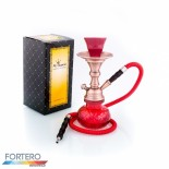 Shisha Pleasure Extra Small Pumpkin Red