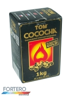 TOM COCOCHA PREMIUM GOLD WĘGIEL KOKOSOWY do Shishy