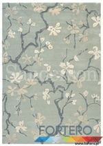 Sanderson Dywan Anthea 47107 China Blue