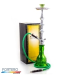 Shisha Pleasure Large Classic Green
