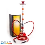 Shisha Pleasure Large Double Daisy Red