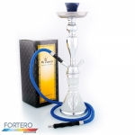 Shisha Pleasure Medium Art Silver