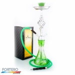 Shisha Pleasure Medium Twist Green