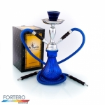 Shisha Pleasure Small Simple Blue