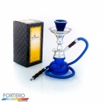 Shisha Pleasure Extra Small Pumpkin Blue